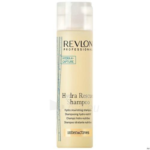 Revlon Interactives Hydra Rescue Shampoo Cosmetic 250ml Paveikslėlis 1 iš 1 250830100508