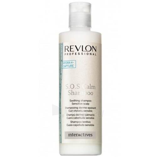 Revlon Interactives SOS Calm Shampoo Cosmetic 250ml Paveikslėlis 1 iš 1 250830100504