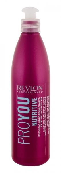 Šampūnas plaukams Revlon ProYou Nutritive Shampoo Cosmetic 350ml Paveikslėlis 1 iš 1 250830100497