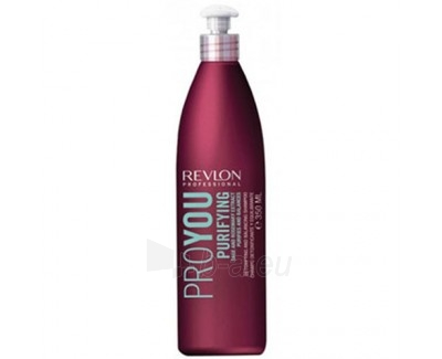 Šampūnas plaukams Revlon ProYou Purifying Shampoo Cosmetic 350ml Paveikslėlis 1 iš 1 250830100495