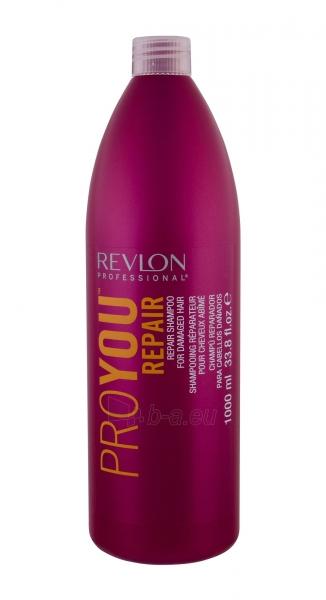 Šampūnas plaukams Revlon ProYou Repair Shampoo Cosmetic 1000ml Paveikslėlis 1 iš 1 250830100494