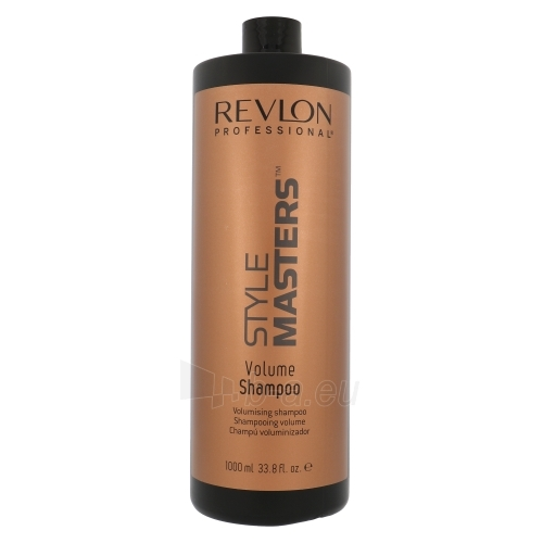 Revlon Style Masters Volume Shampoo Cosmetic 1000ml Paveikslėlis 1 iš 1 250830100799