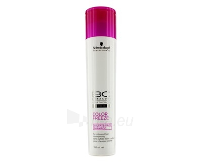 Schwarzkopf BC Bonacure Color Freeze Sulfate Free Shampoo Cosmetic 250ml Paveikslėlis 1 iš 1 250830100242