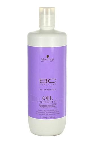 Schwarzkopf BC Bonacure Oil Miracle Barbary Fig Oil & Keratin Cosmetic 1000ml Paveikslėlis 1 iš 1 250830101142