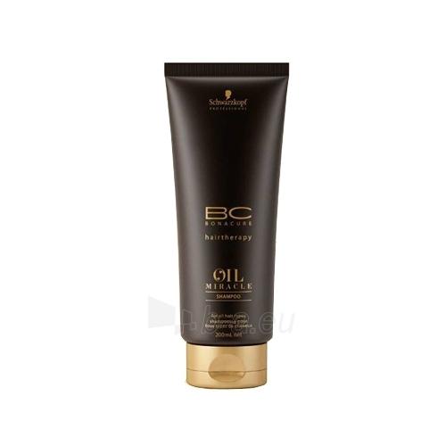Schwarzkopf BC Bonacure Oil Miracle Shampoo Cosmetic 1250ml Paveikslėlis 1 iš 1 250830100459