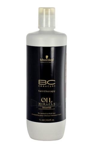 Schwarzkopf BC Bonacure Oil Miracle Shampoo Thick Hair Cosmetic 1000ml Paveikslėlis 1 iš 1 250830101228