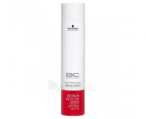 Schwarzkopf BC Bonacure Repair Rescue Shampoo Cosmetic 250ml Paveikslėlis 1 iš 1 250830100248