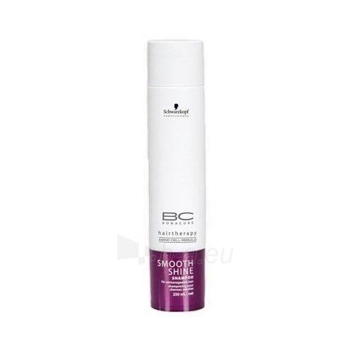 Šampūnas plaukams Schwarzkopf BC Bonacure Smooth Shine Shampoo Cosmetic 1250ml Paveikslėlis 1 iš 1 250830100461