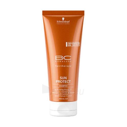 Šampūnas plaukams Schwarzkopf BC Bonacure Sun Protect Shampoo Cosmetic 200ml Paveikslėlis 1 iš 1 250830100976