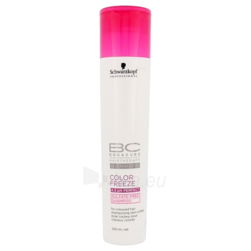 Shampoo plaukams Schwarzkopf BC Cell Perfector Color Freeze SulfateFree Shampoo Cosmetic 250ml Paveikslėlis 1 iš 1 250830101280