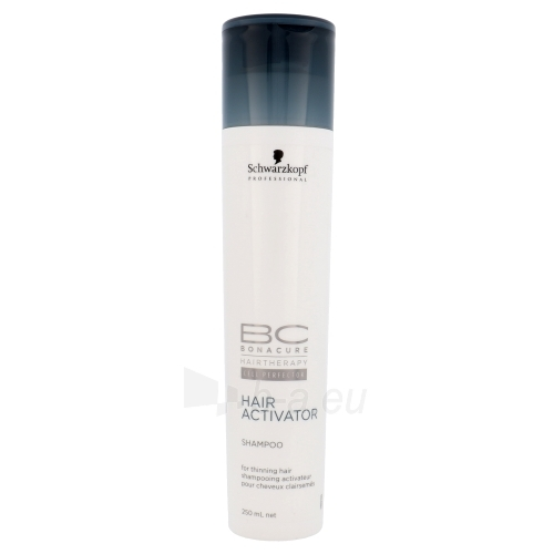 Schwarzkopf BC Cell Perfector Hair Activator Shampoo Cosmetic 250ml Paveikslėlis 1 iš 1 250830100896