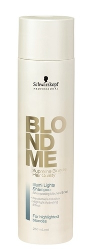 Schwarzkopf Blond Me Illumi Lights Shampoo Cosmetic 250ml Paveikslėlis 1 iš 1 250830100258
