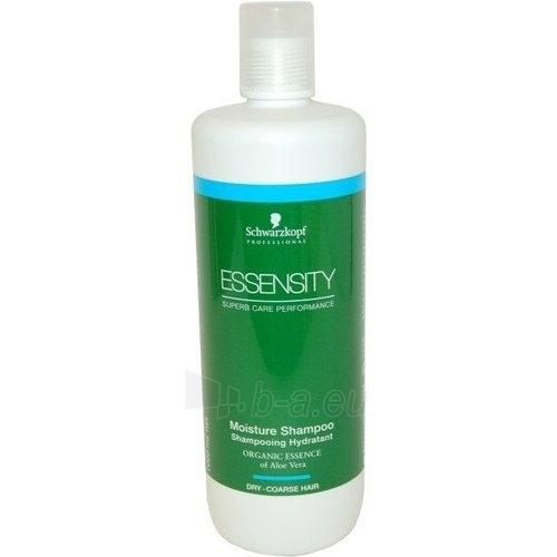 Schwarzkopf Essensity Moisture Shampoo Cosmetic 1000ml Paveikslėlis 1 iš 1 250830100624