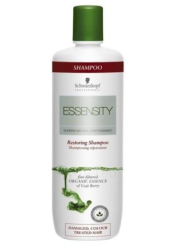 Schwarzkopf Essensity Restoring Shampoo Cosmetic 250ml Paveikslėlis 1 iš 1 250830100263