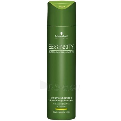 Schwarzkopf Essensity Volume Shampoo Cosmetic 250ml Paveikslėlis 1 iš 1 250830100264