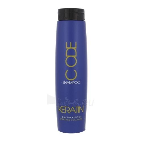 Shampoo plaukams Stapiz Keratin Code Shampoo Cosmetic 250ml Paveikslėlis 1 iš 1 250830101303