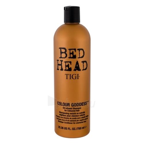 Šampūnas plaukams Tigi Bed Head Colour Goddess Shampoo Cosmetic 750ml Paveikslėlis 1 iš 1 250830100890