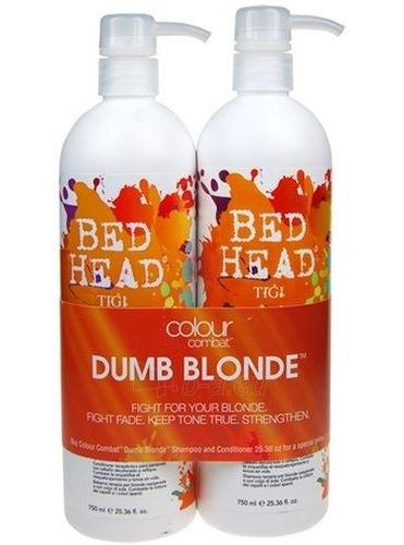 Šampūnas plaukams Tigi Bed Head Combat Dumb Blonde Shampoo Cosmetic 1500ml Paveikslėlis 1 iš 1 250830100283
