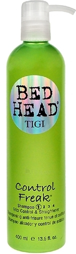 Tigi Bed Head Control Freak Shampoo Cosmetic 400ml Paveikslėlis 1 iš 1 250830100287