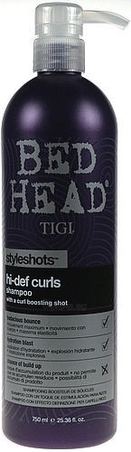 Tigi Bed Head Hi Gef Curls Shampoo Cosmetic 2000ml Paveikslėlis 1 iš 1 250830100299