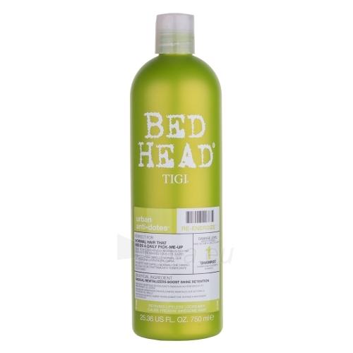 Tigi Bed Head Re-Energize Shampoo Cosmetic 750ml Paveikslėlis 1 iš 1 250830100309
