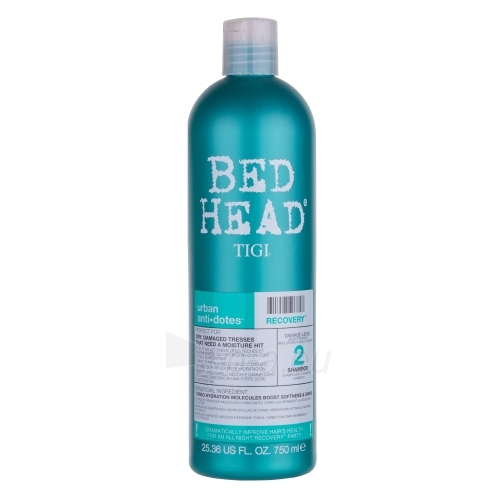 Tigi Bed Head Recovery Shampoo Cosmetic 750ml Paveikslėlis 1 iš 1 250830100313