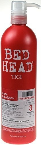 Tigi Bed Head Resurrection Shampoo Cosmetic 2000ml Paveikslėlis 1 iš 1 250830100315
