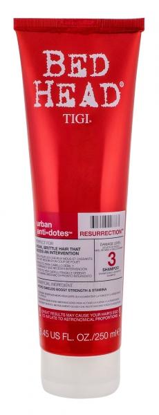 Šampūnas plaukams Tigi Bed Head Resurrection Shampoo Cosmetic 250ml Paveikslėlis 1 iš 1 250830100316
