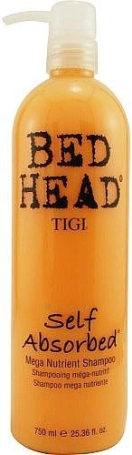 Tigi Bed Head Self Absorbed Shampoo Cosmetic 400ml Paveikslėlis 1 iš 1 250830100318