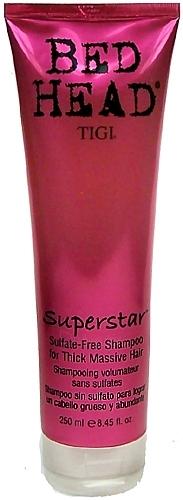 Šampūnas plaukams Tigi Bed Head Superstar Shampoo Cosmetic 250ml Paveikslėlis 1 iš 1 250830100322