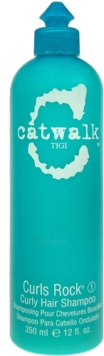 Šampūnas plaukams Tigi Catwalk Curls Rock Shampoo Cosmetic 350ml Paveikslėlis 1 iš 1 250830100327