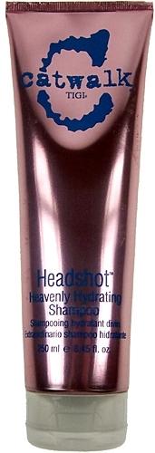 Tigi Catwalk Headshot Heavenly Hydrating Shampoo Cosmetic 250ml Paveikslėlis 1 iš 1 250830100330
