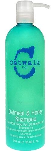Tigi Catwalk Oatmeal Honey Shampoo Cosmetic 750ml Paveikslėlis 1 iš 1 250830100332