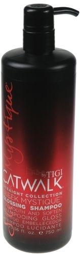 Tigi Catwalk Sleek Mystique Glossing Shampoo Cosmetic 750ml Paveikslėlis 1 iš 1 250830100337