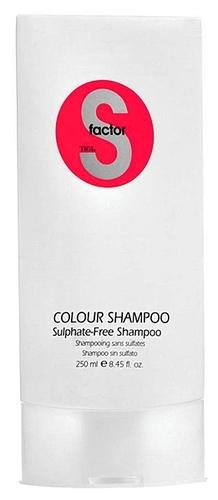 Tigi S Factor Colour Shampoo Cosmetic 250ml Paveikslėlis 1 iš 1 250830100358