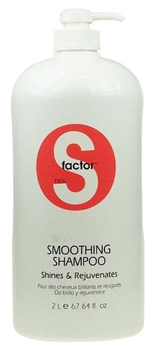 Tigi S Factor Smoothing Shampoo Cosmetic 2000ml Paveikslėlis 1 iš 1 250830100364