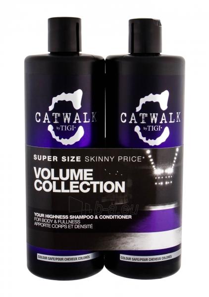 Šampūnas plaukams Tigi Volume Collection Cosmetic 1500ml Paveikslėlis 1 iš 1 250830101206