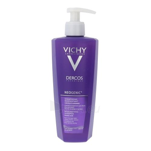 Šampūnas plaukams Vichy Dercos Neogenic Redensifying Shampoo Cosmetic 400ml Paveikslėlis 1 iš 1 250830101386