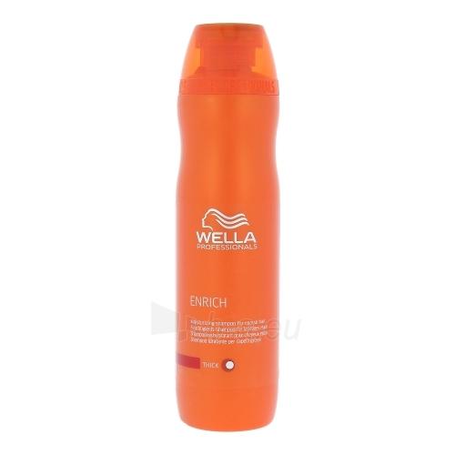 Šampūnas plaukams Wella Enrich Shampoo Thick Hair Cosmetic 250ml Paveikslėlis 1 iš 1 250830100431
