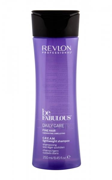 Šampūnas Revlon Professional Be Fabulous Daily Care Fine Hair Shampoo 250ml Paveikslėlis 1 iš 1 310820178975