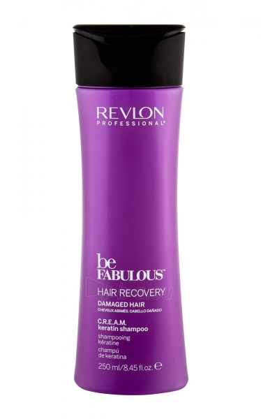 Šampūnas Revlon Professional Be Fabulous Hair Recovery Damaged Hair Shampoo 250ml Paveikslėlis 1 iš 1 310820178970