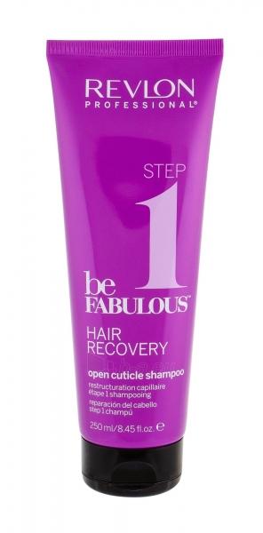 Šampūnas Revlon Professional Be Fabulous Hair Recovery Shampoo 250ml Paveikslėlis 1 iš 1 310820178968