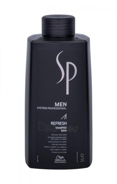 Šampūnas Wella SP Men Refresh Shampoo 1000ml Paveikslėlis 1 iš 1 310820188004