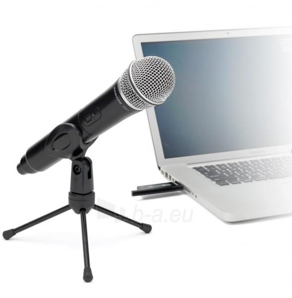 SAMSON Stage X1U USB Skaitmeninė bevielė sistema su rankiniu mikrofonu (2.4GHz) Paveikslėlis 2 iš 3 310820002298