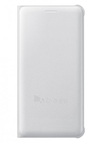 Samsung  Flip Wallet (PU) for Galaxy A3 (2016) A310 (White) Paveikslėlis 1 iš 2 250232003036