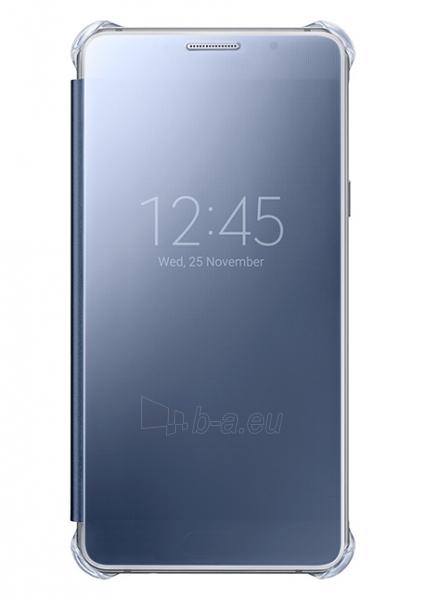 Samsung Clear View Cover for Galaxy A5 (2016) A510 (Black) Paveikslėlis 1 iš 3 250232003053
