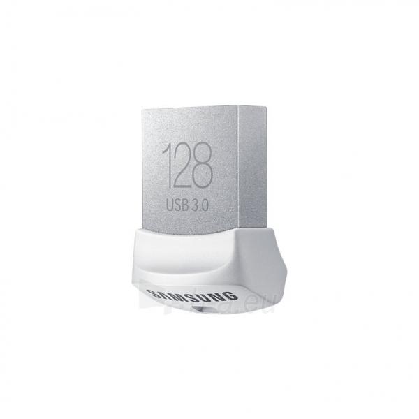 SAMSUNG FIT 128GB micro USB3.0 Grey Paveikslėlis 1 iš 1 310820004296