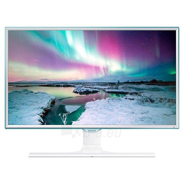 SAMSUNG monitorius S24E370DL 23,6, PLS, 1920x1080, 16.9, 250 cd/m2, MEGA DCR, 4 ms Paveikslėlis 1 iš 3 310820047362