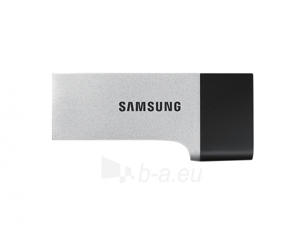 SAMSUNG OTG 64GB USB3.0 Black/Grey Paveikslėlis 1 iš 1 310820004294