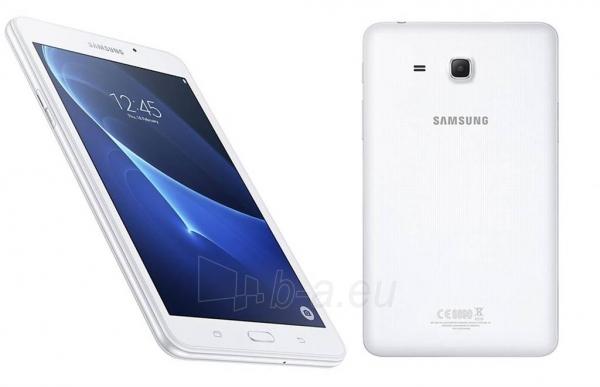 Planšetinis kompiuteris Galaxy Tab A (2016) 7.0 8GB SM-T280 White Paveikslėlis 1 iš 1 250252801916